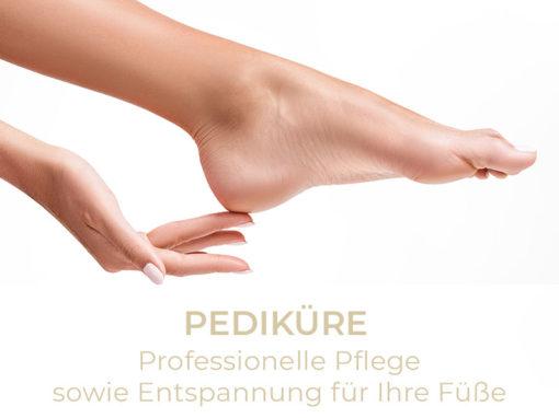 Pediküre | Professionelle Fußpflege