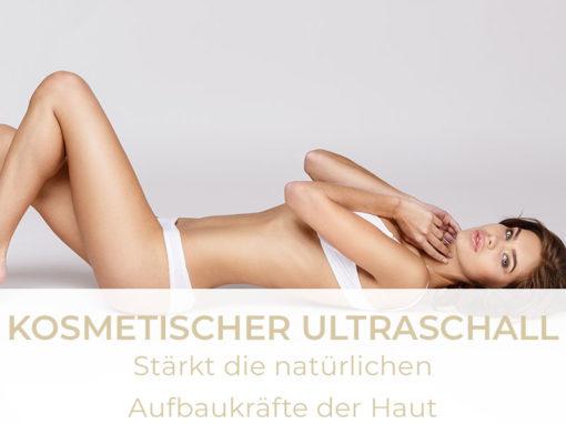 Kosmetischer Ultraschall
