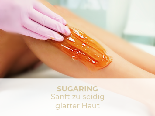Sugaring-Haarentfernung